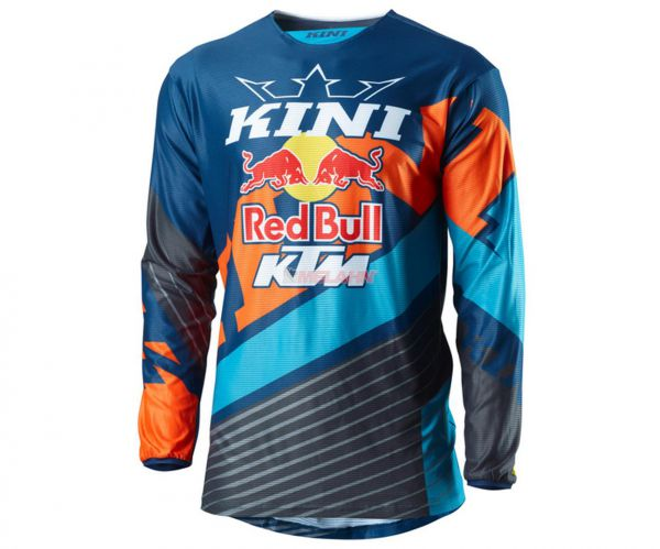 KINI-Red Bull Jersey: Competition, blau/orange