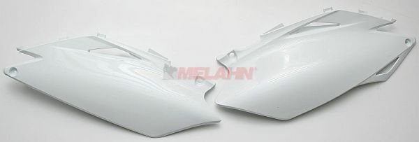 UFO Seitenteile (Paar) CRF 250 2010, 450 09-10, schwarz