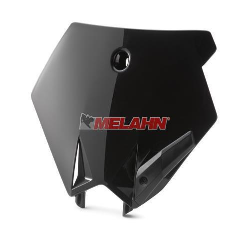 KTM Starttafel, SX 125-525 03-06, schwarz
