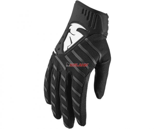 THOR Handschuh: Rebound, schwarz