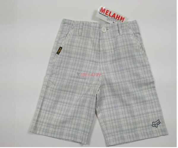FOX Kids Shorts, plaid, Gr.24