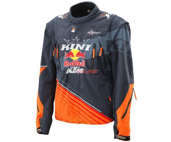 KINI-Red Bull Jacke: Competition, grau/orange