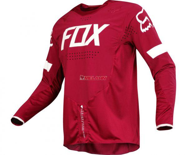 FOX Jersey: Legion, dunkelrot
