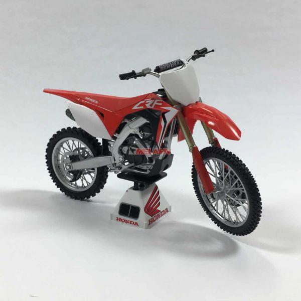 NEW RAY Mini Modell CRF 450 2017, 1:12