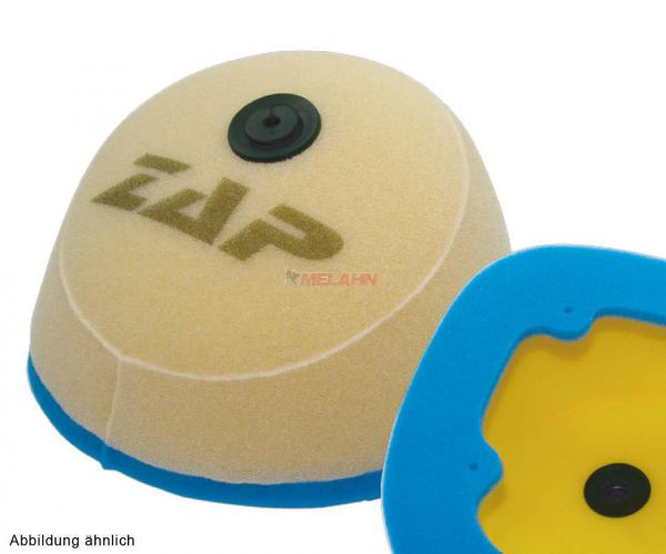 ZAP Luftfilter RM 125/250 03-09 / YZ 95-, YZF/WR 250-450 98-09 (WR nur bis 02)