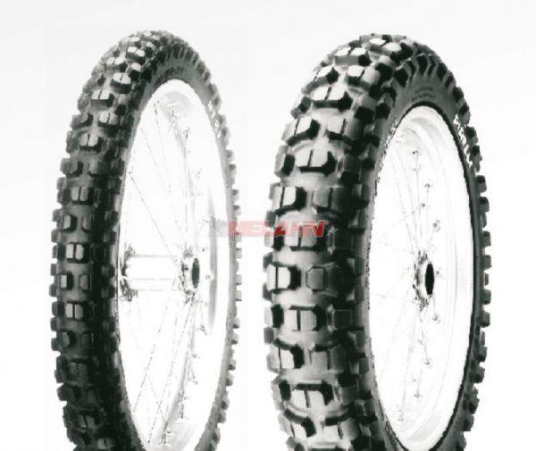 PIRELLI Reifen: MT 21, 130/90-18 (mit Straßenzulassung)