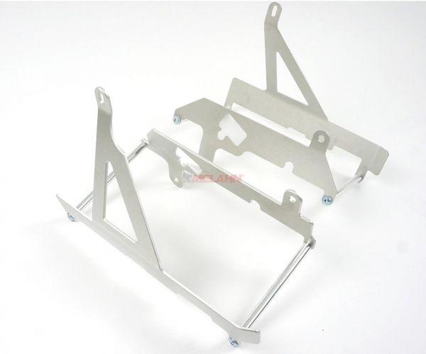 ZAP Aluminium-Kühlerschutz (Paar), CRF 250 18-