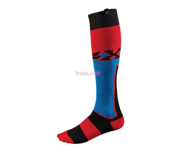 FOX Socken: FRI (Paar), dick, blau