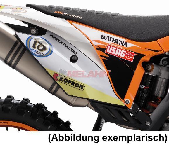 KTM Filterkasten SX 11-15 / EXC/SMR 12-16, weiß 2011