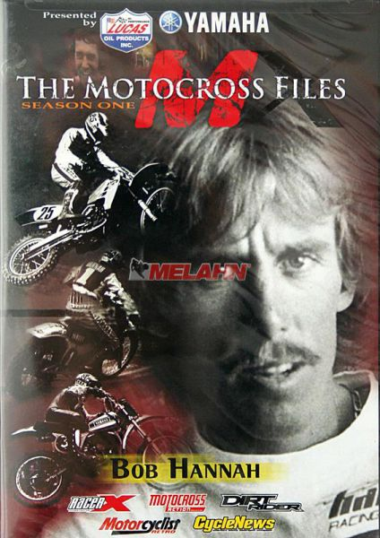 DVD: MX Files Bob Hannah