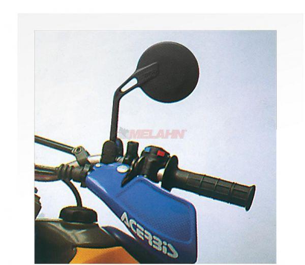 ACERBIS Klapp-Spiegel links, schwarz