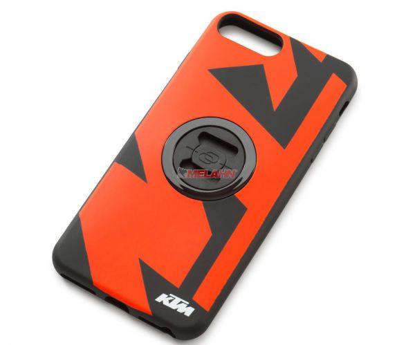 KTM Smartphonehülle iphone 6/7/8 PLUS, schwarz/orange