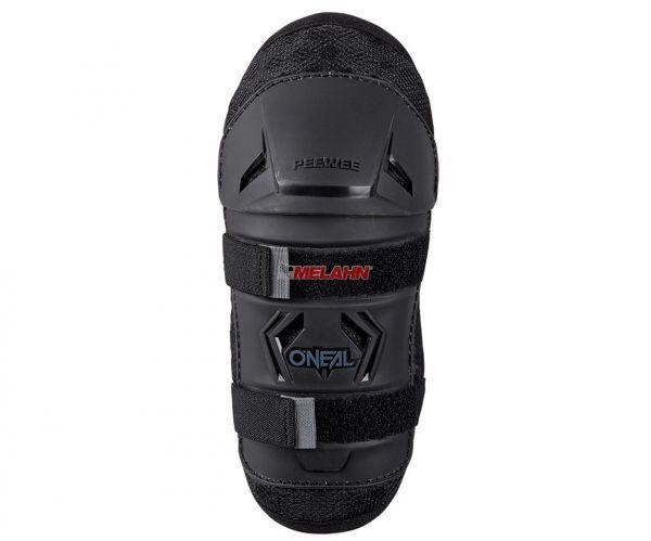 ONEAL Kids Knieprotektor (Paar): Peewee, schwarz, Gr. M/L