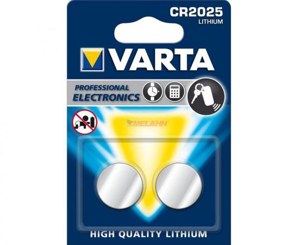 VARTA Batterie: CR 2025