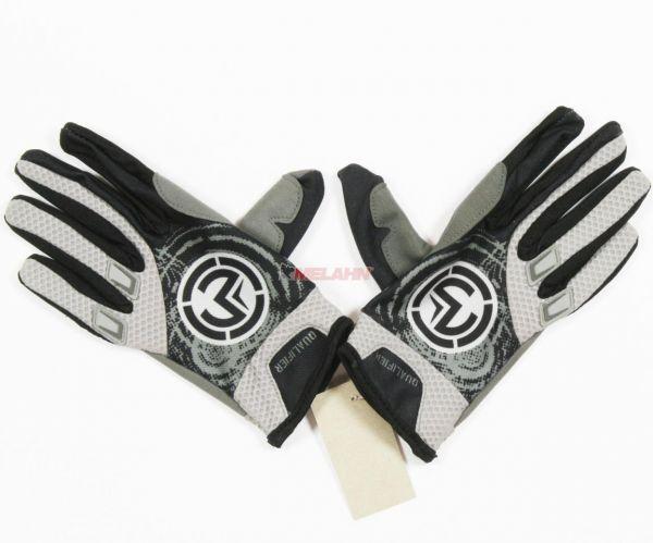 MOOSE Handschuh Qualifier, schwarz, Gr.S