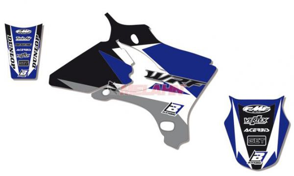 BLACKBIRD Dekor-Kit WR 05-06