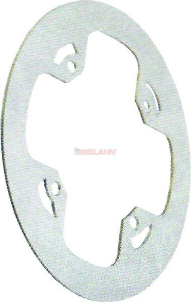 MOOSE Bremsscheibe voll CR 125/250 / CRF 250/450 2002-2020, hinten