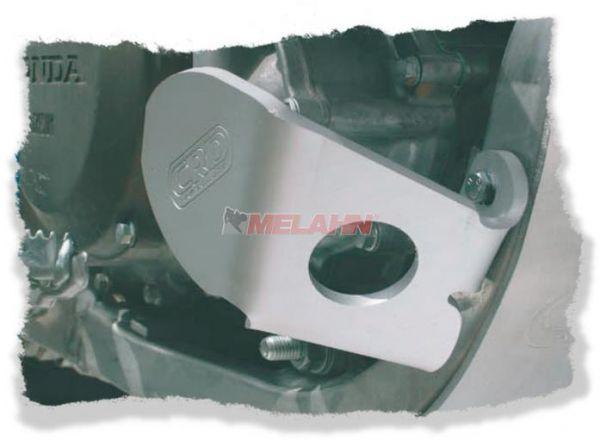 CRD Aluminium-Motorschutz (Paar), seitlich SX 450/525 2003-2006