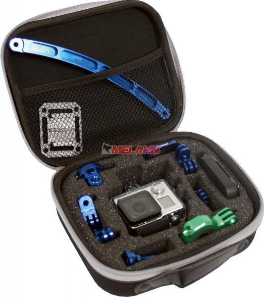 Kingtide Kameratasche: GoPro Case M, schwarz