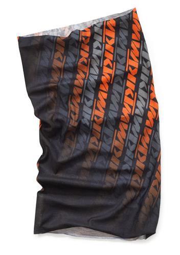 KTM Schal/Halswärmer: Allrounder, schwarz/weiß/orange