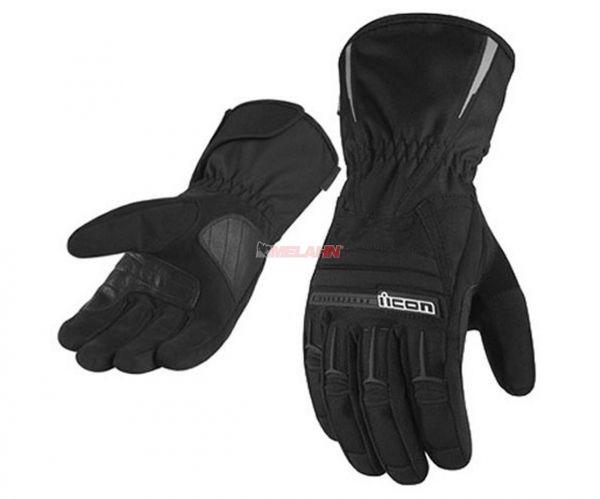 ICON Handschuh PDX, schwarz, Gr.M