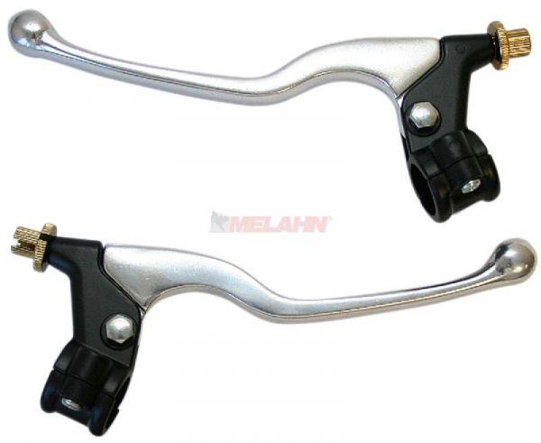 MT Brems-/Kupplungshebel (Paar) für Seilzug, lang
