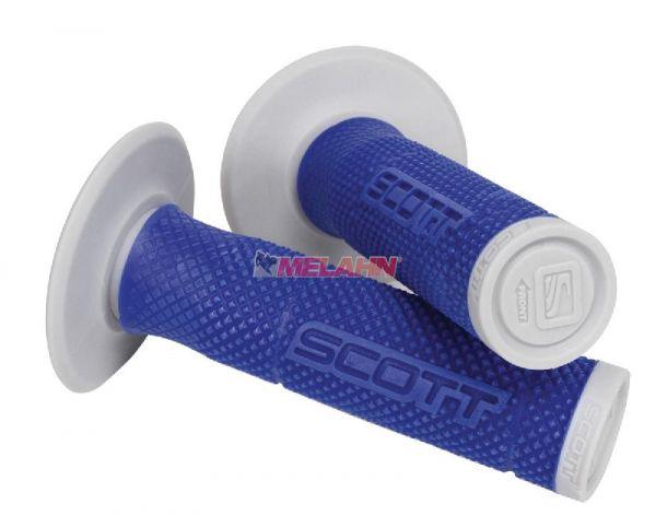 SCOTT Griff (Paar): SX II, blau