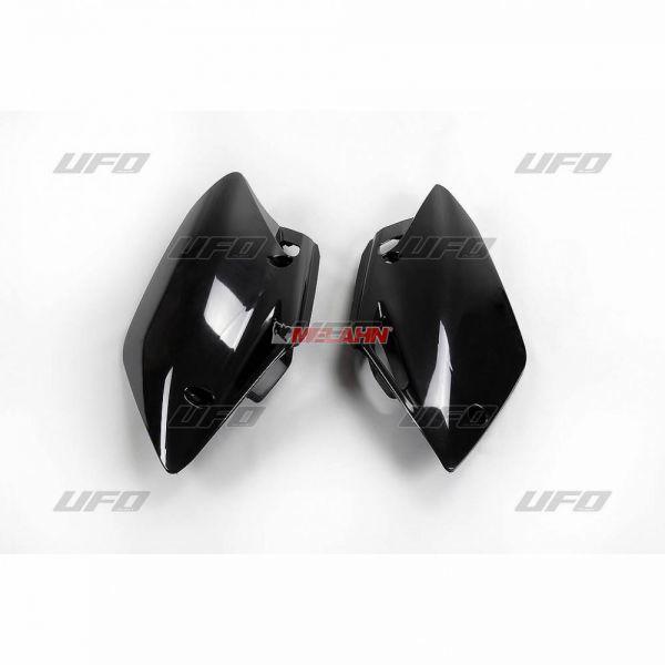 UFO Seitenteile (Paar) CRF 150 07-, schwarz