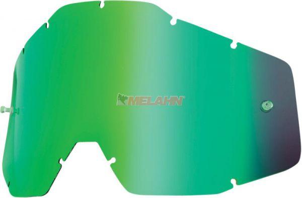 100% Spiegelglas, grün