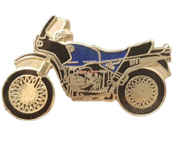 Pin BMW blau, GS 100 Modell 91