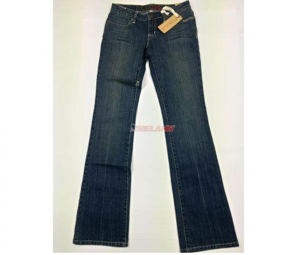 FOX Girls Jeans: Rebel, blau, Gr. 3/36
