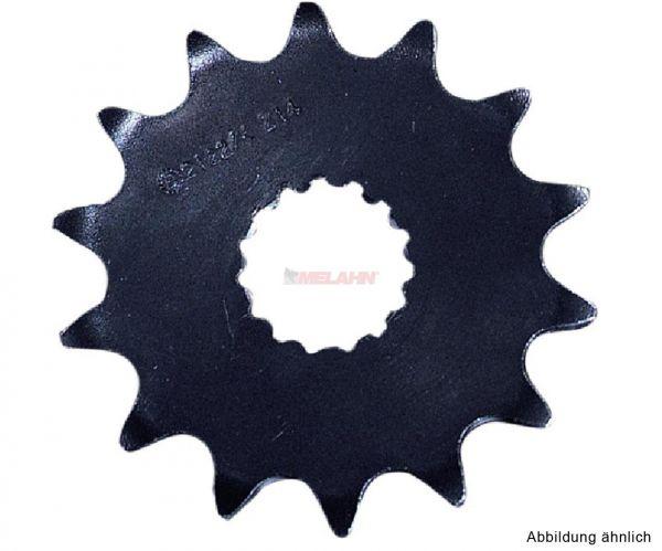 MELAHN Kettenritzel KX 250/500, YZ 250/490, 15 Zähne