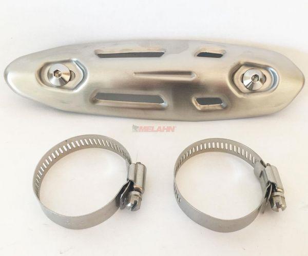 DRC Universal Hitzeschutz Krümmer, 4 Takt Durchmesser 26-50mm