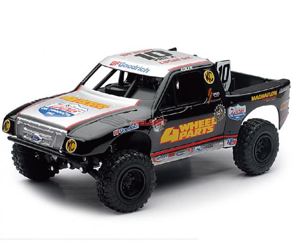 NEW RAY Modell: Ford 4Wheel Parts Offroad-Truck Greg Adler #10, 1:24