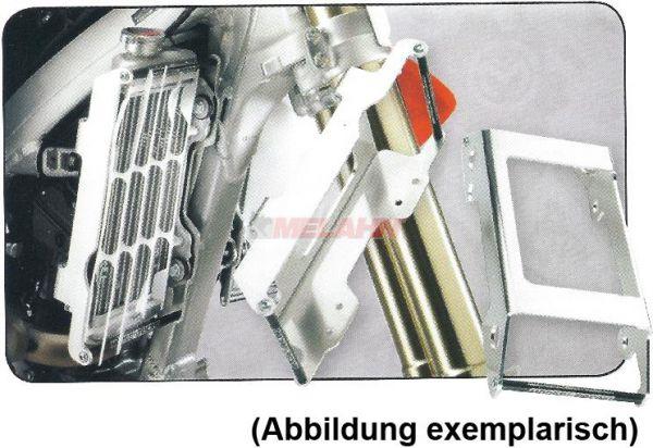 ZAP Aluminium-Kühlerschutz (Paar), YZF 250 14-18 / 450 14-17