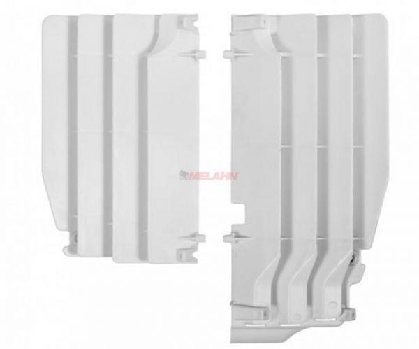 POLISPORT Kühlerschutz (Paar) Beta RR 250-498 13-, weiß