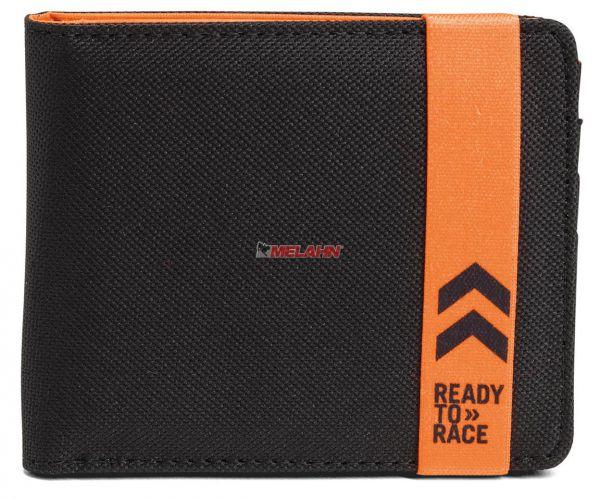KTM Geldbörse: Pure, schwarz/orange