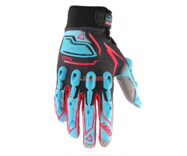 LEATT Handschuh: GPX 5.5 Lite, blau