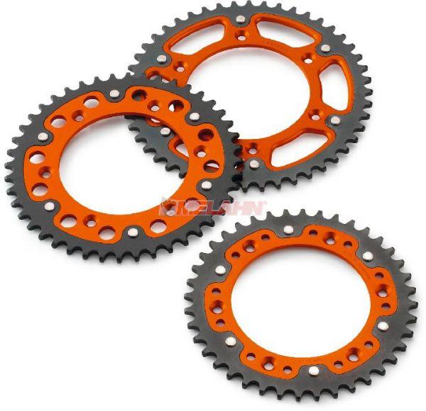 KTM SUPERSPROX STEALTH Kettenrad orange 85 SX, 48Z