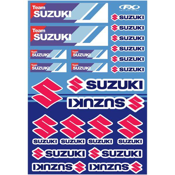 FX Generic Aufkleberkits: SUZUKI Racing