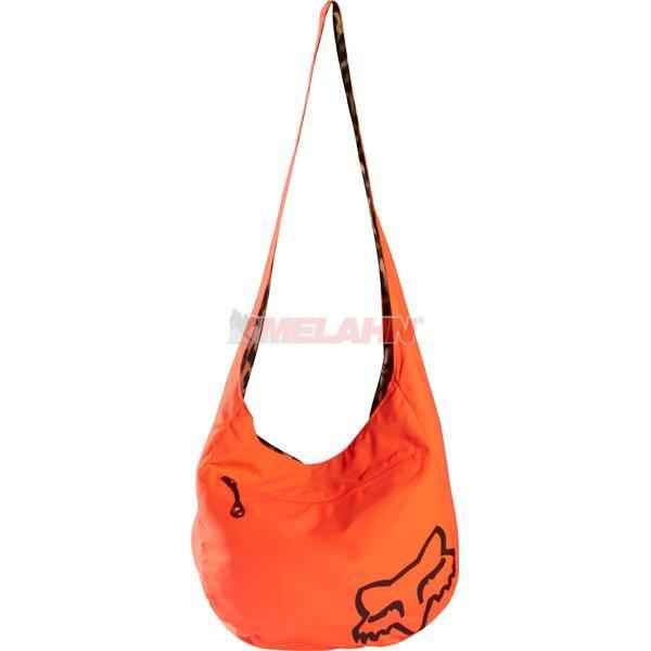 FOX Girls Wendetasche: Wildcat, orange/leo