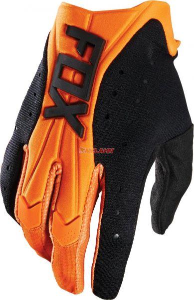 FOX Handschuh: Flexair, orange