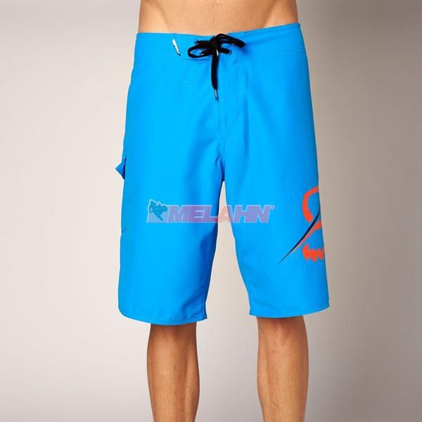FOX Boys Boardshorts: Overhead, blau