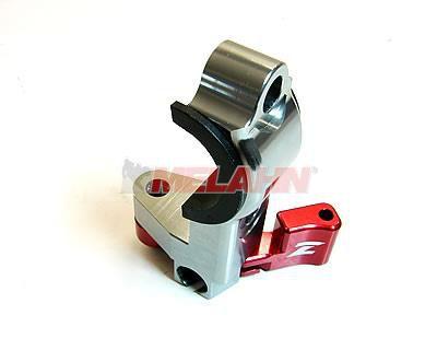 ZAP Slider-Klemme mit Heißstart (für Bremse), rot