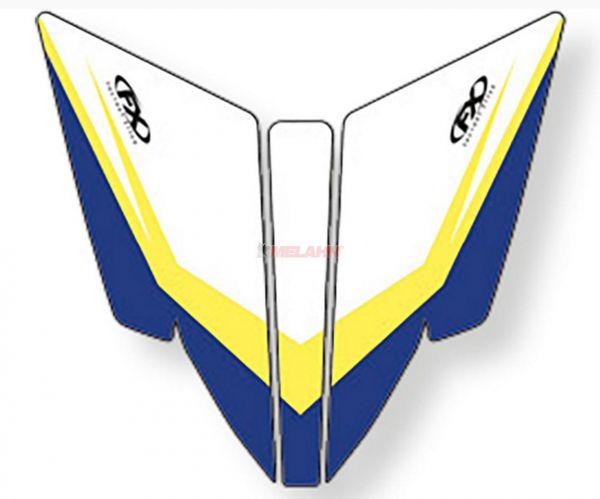 FX Aufkleberkit Vorderradkotflügel HVA FC/TC 16-18