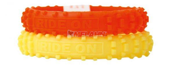 DIRTBOY Armband: MX, orange