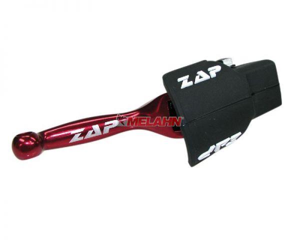 ZAP Flex-Bremshebel, CR/CRF/KX/RM, rot