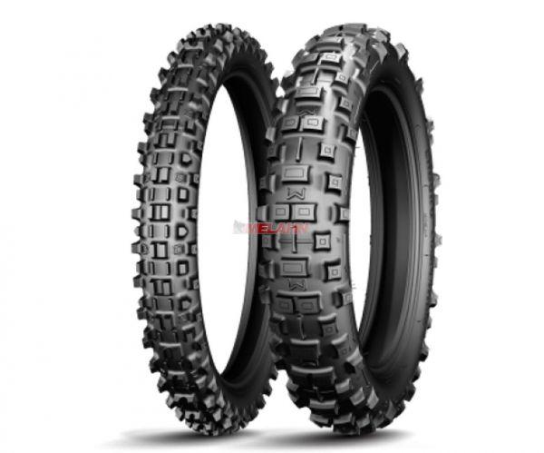 MICHELIN Reifen: Enduro Hard 90/90-21 (mit Straßenzulassung)