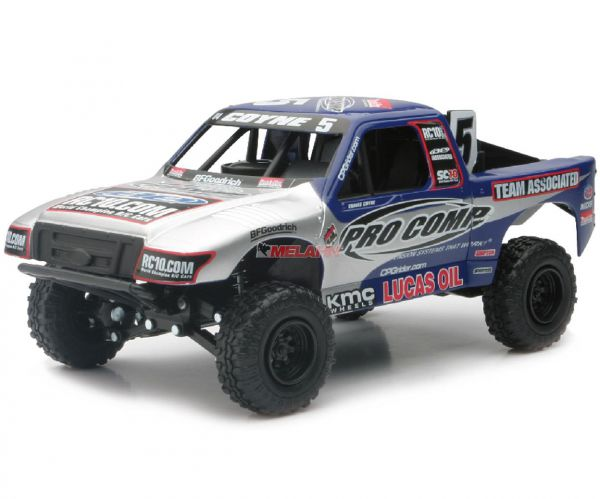 NEW RAY Modell: Ford Pro Comp Offroad-Truck Travis Coyne #5, 1:24