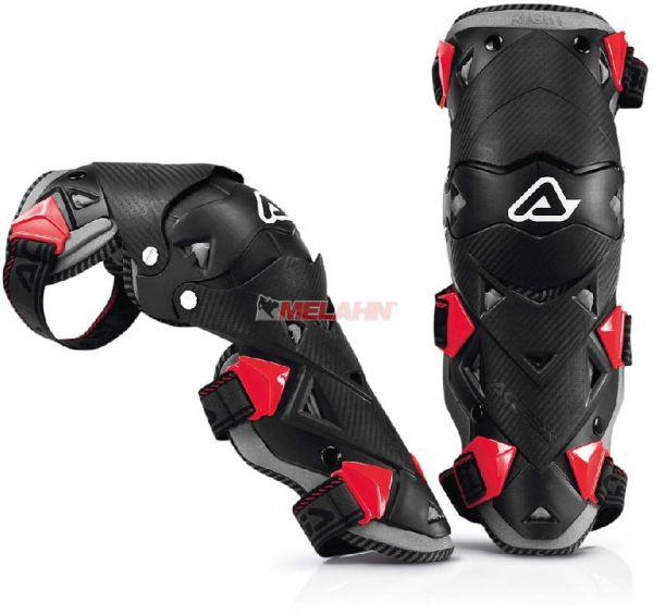 ACERBIS Knieprotektor (Paar): Impact Evo 3.0, Gr. L/XL